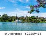 xuan huong lake  da lat  vietnam | Shutterstock . vector #622269416
