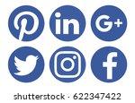 valencia  spain   march 27 ... | Shutterstock . vector #622347422