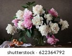 Bouquet Of Pink And White...