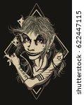 joker | Shutterstock .eps vector #622447115