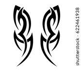 tattoos ideas designs   tribal...   Shutterstock .eps vector #622461938