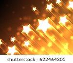 Shiny Stars Background