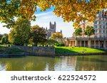 bath abbey  bath  england  uk | Shutterstock . vector #622524572