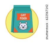 Funky Cat Food Bag   Pet Toys...