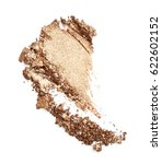 eye shadow stroke isolated on... | Shutterstock . vector #622602152