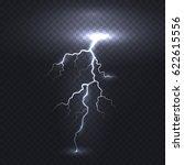 Thunder Energy. Realistic...