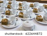 tea or coffee break.selective... | Shutterstock . vector #622644872