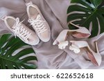 Bridal Wedding Shoes And...