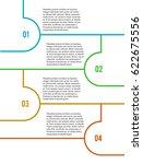 design elements loop style... | Shutterstock .eps vector #622675556