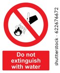 red prohibition sign isolated... | Shutterstock . vector #622676672