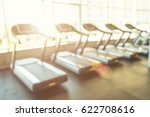 a lot of sport exercise machine ...   Shutterstock . vector #622708616