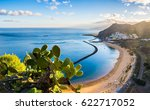 amazing view of beach las... | Shutterstock . vector #622717052