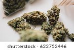 the legalization of marijuana... | Shutterstock . vector #622752446