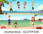 a vector illustration of family ...   Shutterstock .eps vector #622759148