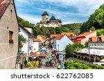 karlstejn  czech republic  ... | Shutterstock . vector #622762085