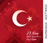 watercolor background turkey...   Shutterstock .eps vector #622776422