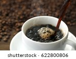 coffee | Shutterstock . vector #622800806