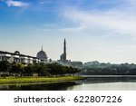 putrajaya malaysia view from... | Shutterstock . vector #622807226