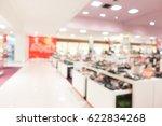 abstract blur and bokeh... | Shutterstock . vector #622834268
