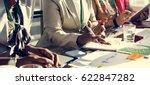 diversity people talk... | Shutterstock . vector #622847282