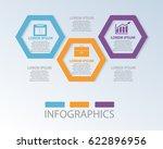 vector illustration. template... | Shutterstock .eps vector #622896956