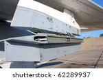 the holder of two rockets on a... | Shutterstock . vector #62289937