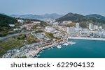 jangseungpo  geoje island ... | Shutterstock . vector #622904132