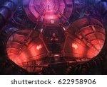 digital illustration of...   Shutterstock . vector #622958906