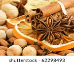 Different Kinds Of Nuts  Spices ...