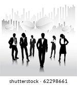 business concept | Shutterstock .eps vector #62298661