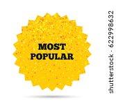 gold glitter web button. most... | Shutterstock .eps vector #622998632