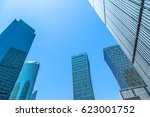 modern office building  | Shutterstock . vector #623001752