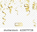 abstract background celebration ... | Shutterstock .eps vector #623079728