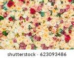 Beautiful Flowers Wall...