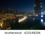 dubai  uae   may 15  2015 ... | Shutterstock . vector #623148206