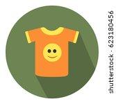 shirt icon   Shutterstock .eps vector #623180456