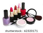 new complete makeup set... | Shutterstock . vector #62320171