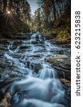 minnehaha falls | Shutterstock . vector #623215838