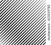geometric pattern  slanted... | Shutterstock .eps vector #623319782
