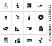 set of 16 editable science...