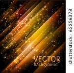 vector golden holiday... | Shutterstock .eps vector #62356378