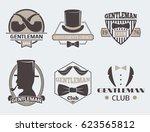 vintage style design hipster... | Shutterstock .eps vector #623565812