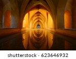 underground bahs at royal... | Shutterstock . vector #623646932