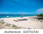bali  indonesia  circa april... | Shutterstock . vector #623731532