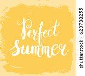 conceptual hand drawn phrase... | Shutterstock .eps vector #623738255