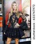 joanna krupa at the los angeles ... | Shutterstock . vector #623747972