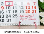 Image Of May 3 Calendar On...