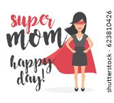 mother for your design mother's ... | Shutterstock .eps vector #623810426