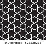 islamic line pattern.... | Shutterstock .eps vector #623828216