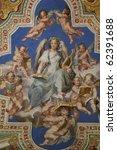 vatican museum  vatican city ... | Shutterstock . vector #62391688